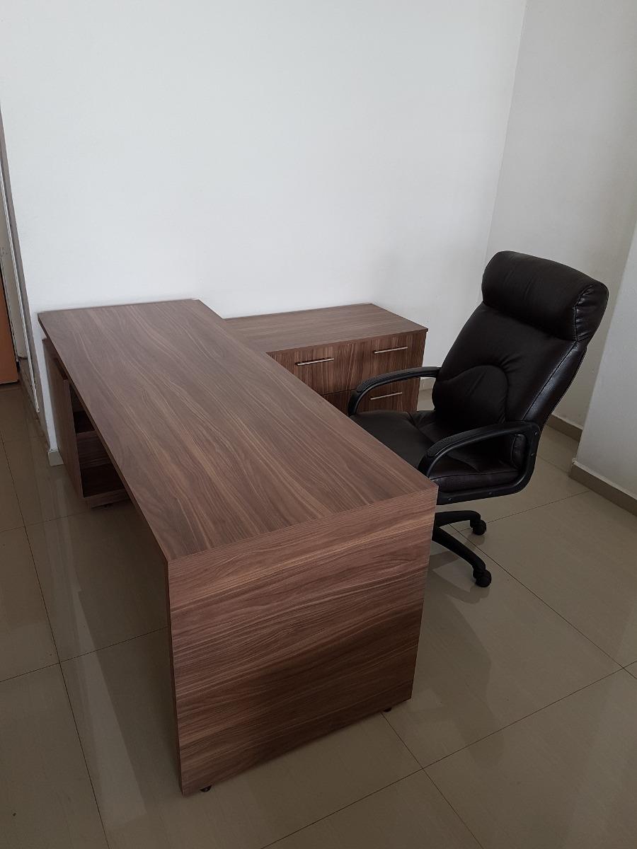 Escritorio Ejecutivo Minimalistas Modernos 5 500 00 En Mercado  # Muebles Napoles Guadalajara