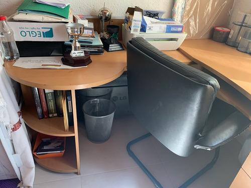 escritorio en  l