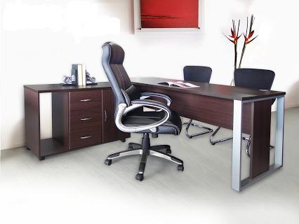 escritorio en l para su oficina u hogar modelo bg-68(1600)