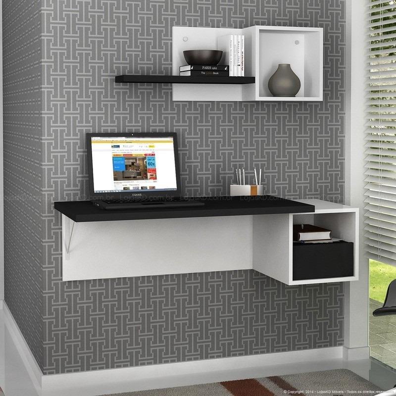 Escritorio flotante moderno oferta feller muebles 2 for Muebles para escritorio