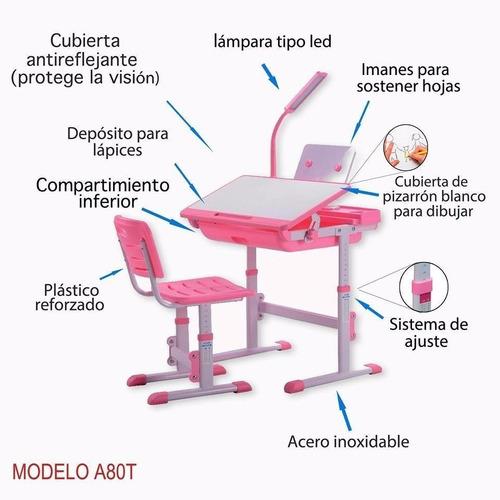escritorio infantil a80t  i-study
