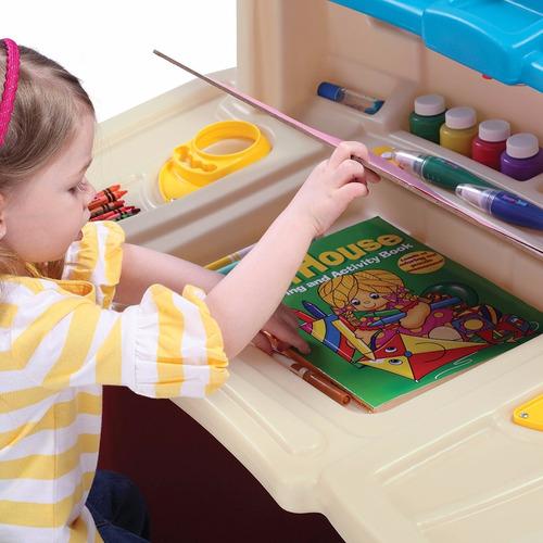 escritorio infantil step 2 msi