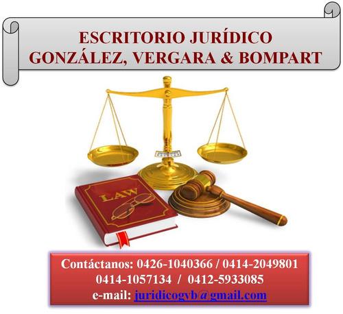 escritorio jurídico gonzalez, vergara & bompart