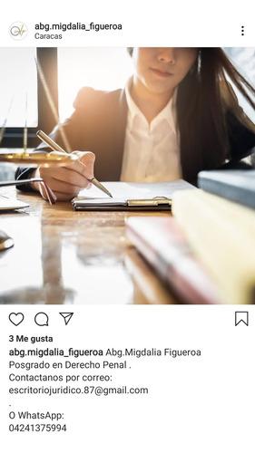escritorio juridico mfp, te representamos y asesoramos