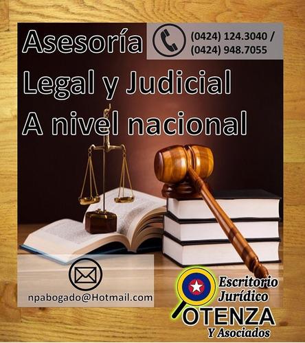 escritorio juridico potenza & asociados