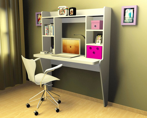 escritorio juvenil diseño 2017