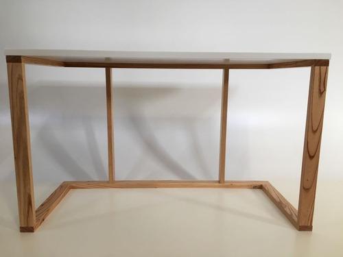 escritorio laqueado y paraizo masizo