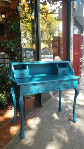 escritorio macizo - en el color que desees