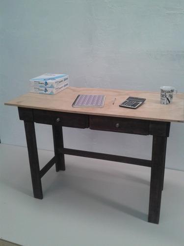 Escritorio mesa con cajones en mercado libre - Mesas con cajones ...
