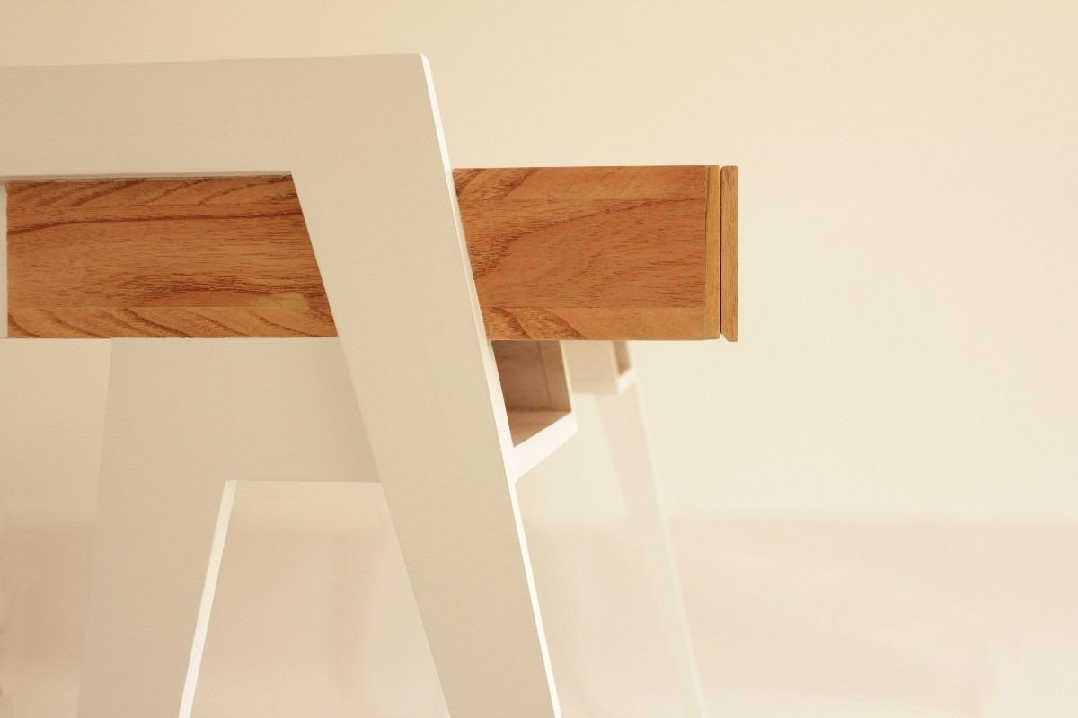 escritorio mesa de trabajo madera paraiso diseo escandinavo