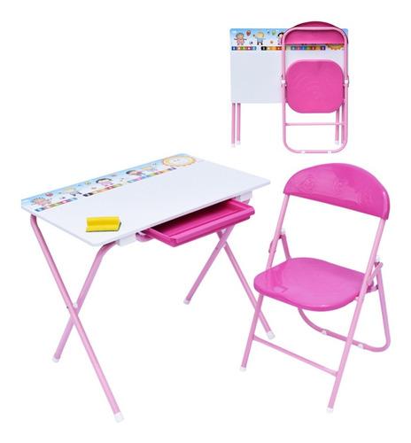 escritorio mesa kinder niños 71672 tablero acrílico
