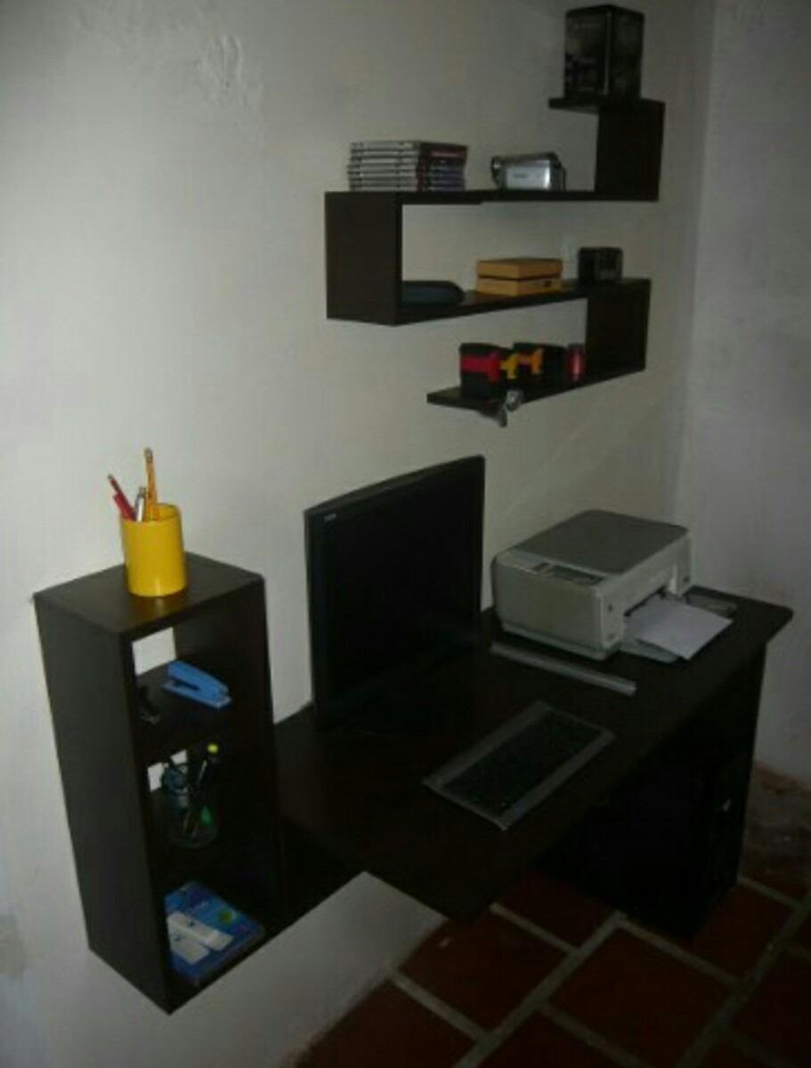 Mesa escritorio moderna ideas de disenos for Mesas escritorio modernas