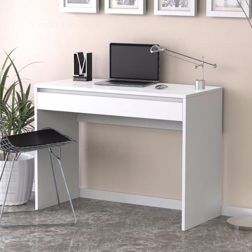 escritorio - mesa para notebook con cajon amplio. unico!!!
