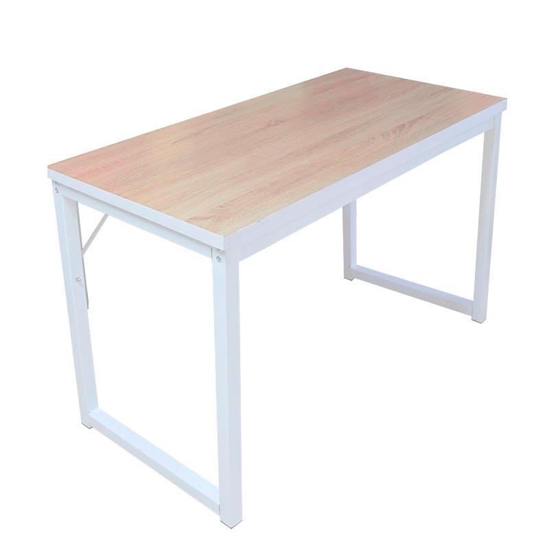 Escritorio mesa de trabajo para oficina base tubular for Mesa escritorio oficina