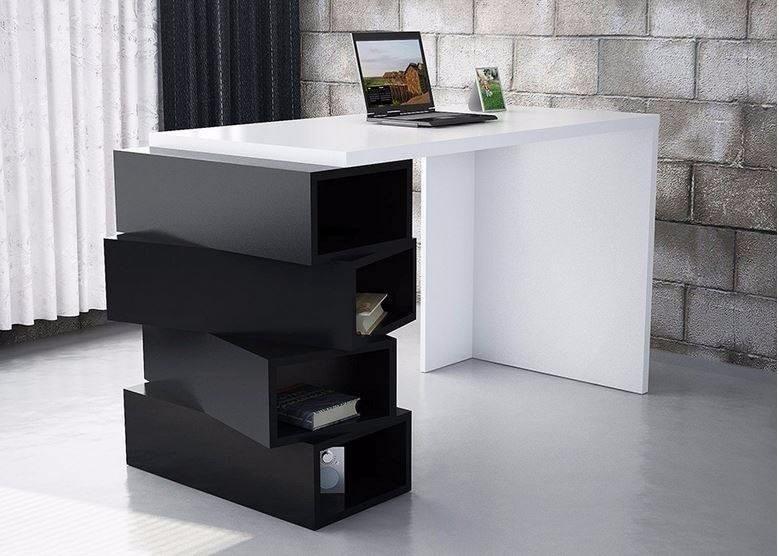 Escritorio mesa para pc cubo moderna minimalista - Mesa escritorio moderna ...