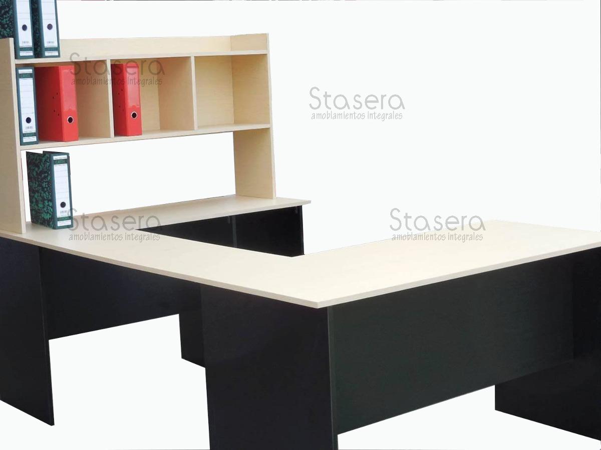 Escritorio - Mesa Pc - Escritorio Oficina - Estantes - Cubos ...