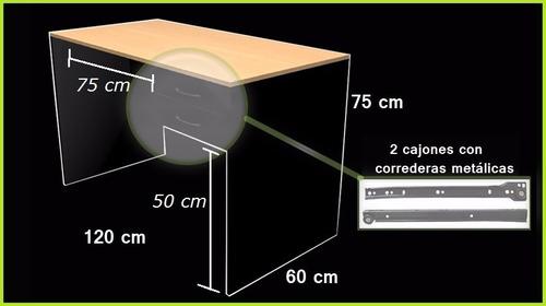 escritorio / mesas de pc / muebles al costo!