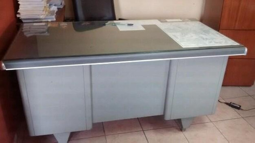 escritorio metalico