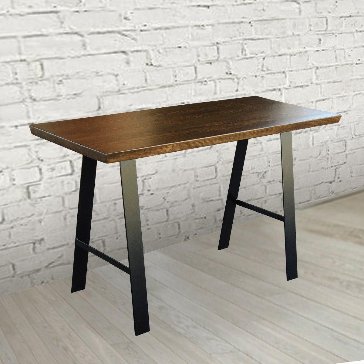 Escritorio minimalista fs estudio color nogal mesa - Escritorio estudio ...