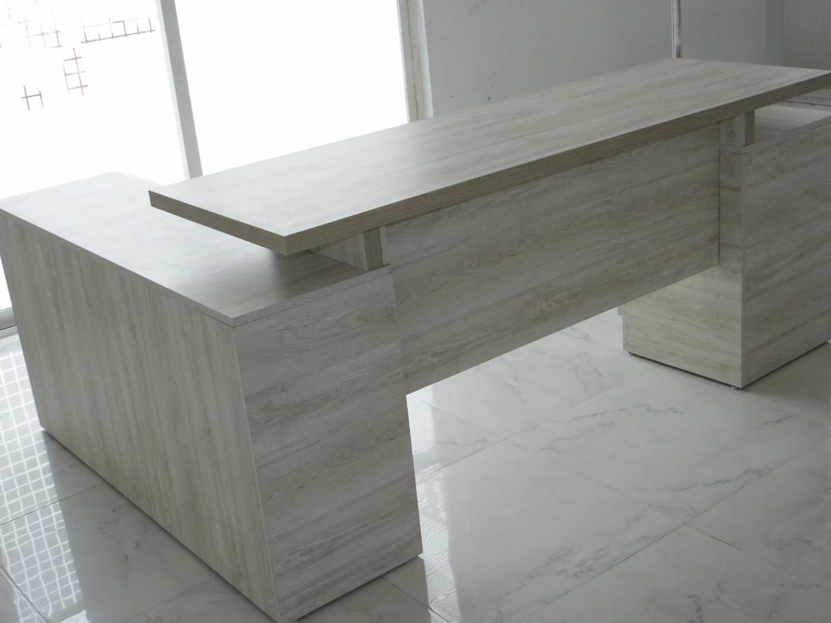 Escritorio minimalista modelo l003 fabricamos mobiliario - Mobiliario minimalista ...
