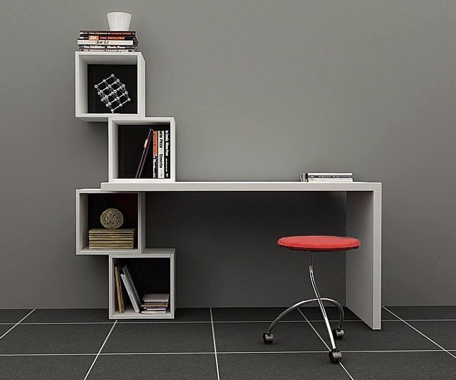 Escritorio minimalista moderno en mercado libre - Muebles para escritorio ...