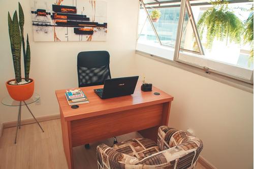 escritório mobiliado em belo horizonte na savassi
