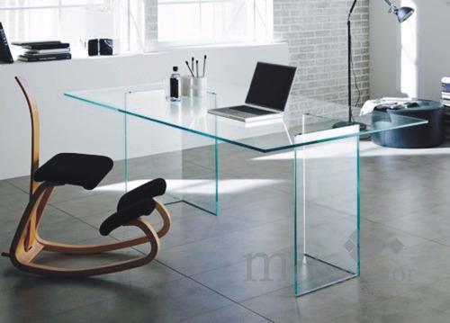 escritorio moderno  70 x 160 + silla ejecutiva mobinterior