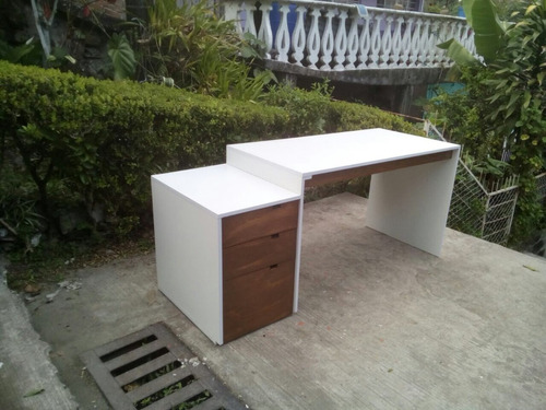 escritorio moderno ejecutivo