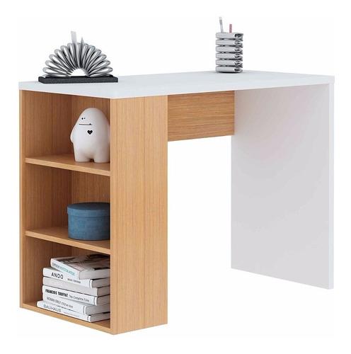 escritorio moderno - estanteria - green muebles