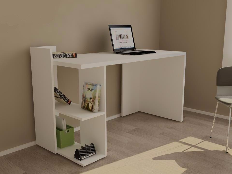 Escritorio moderno melamina mueble pc oficina s 299 00 for Muebles melamina