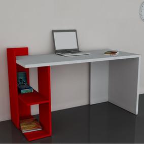 Escritorio Para Computadora.Escritorio Moderno Mesa Pc Notebook Mueble De Oficina