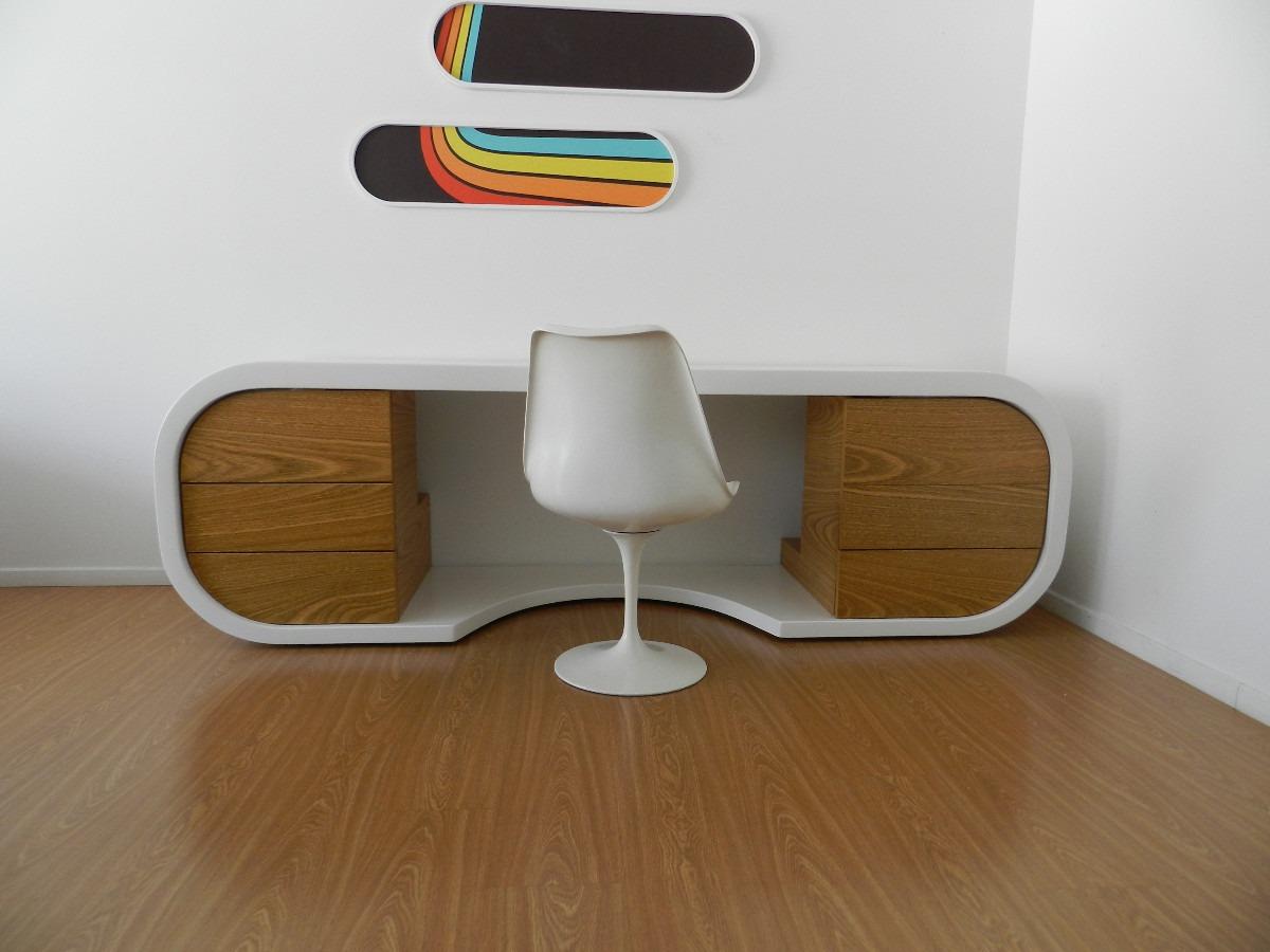 escritorio moderno minimalista laqueado diseo unico