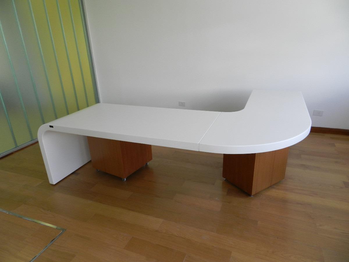 Escritorio Moderno Muebles De Oficina Mesa De Pc De Diseño ...