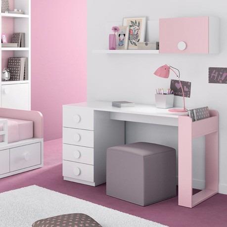 Escritorio moderno para ni os juveniles bs 25 00 en for Muebles de escritorio baratos