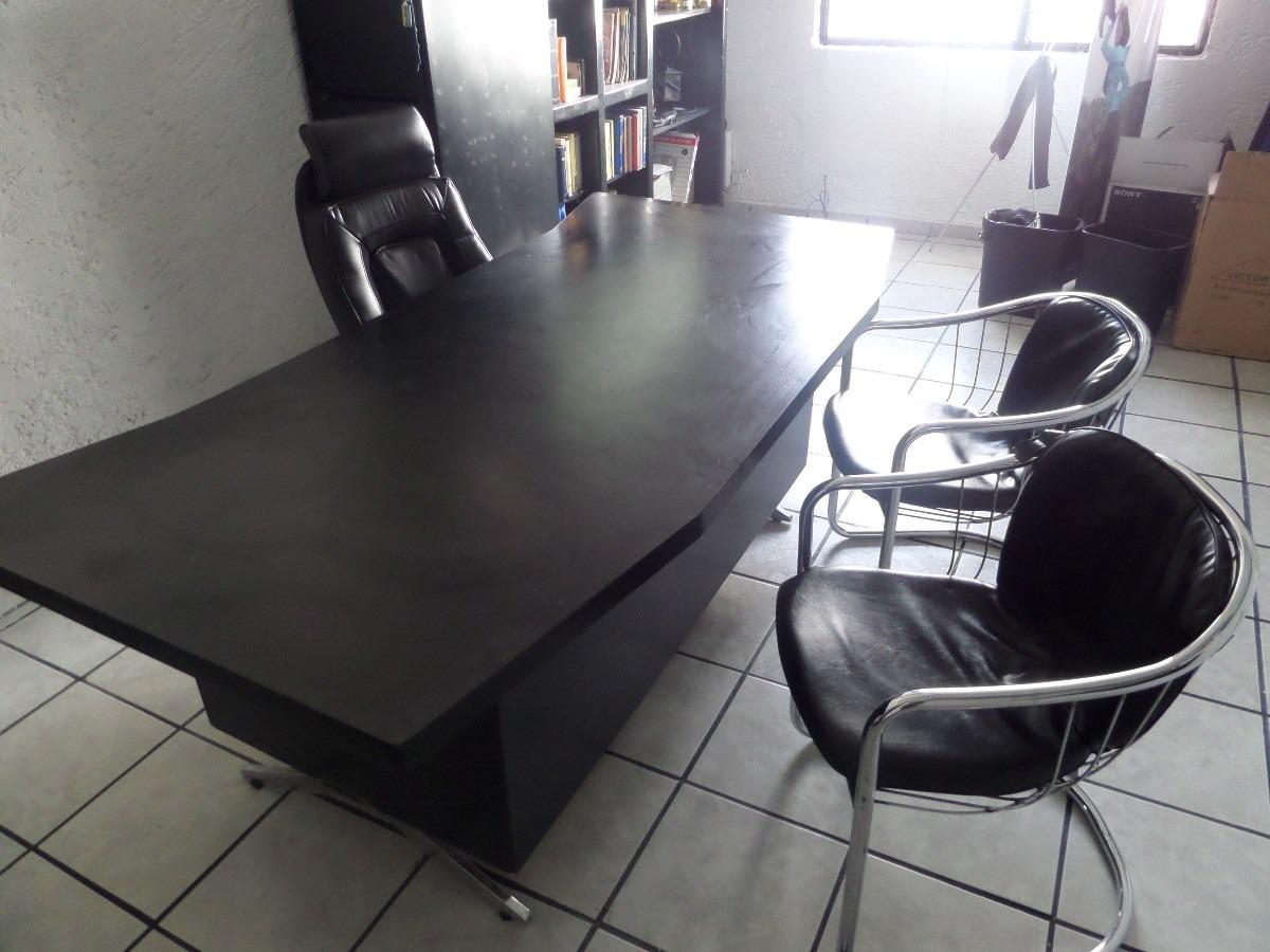 Escritorio moderno sin sillas 5 en mercado libre for Silla escritorio sin ruedas