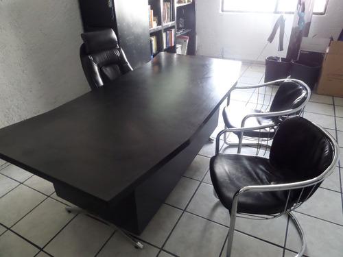 escritorio moderno  (sin sillas)