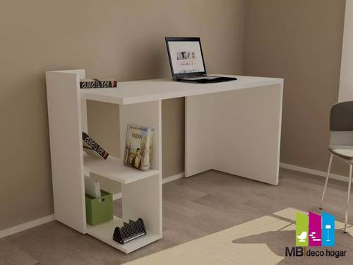 escritorio moderno, totalmente armado. mod 2