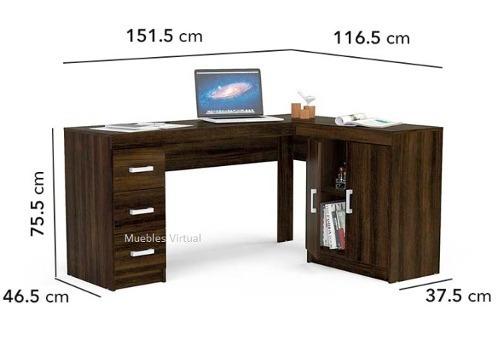 escritorio modular ideal para su oficina ii