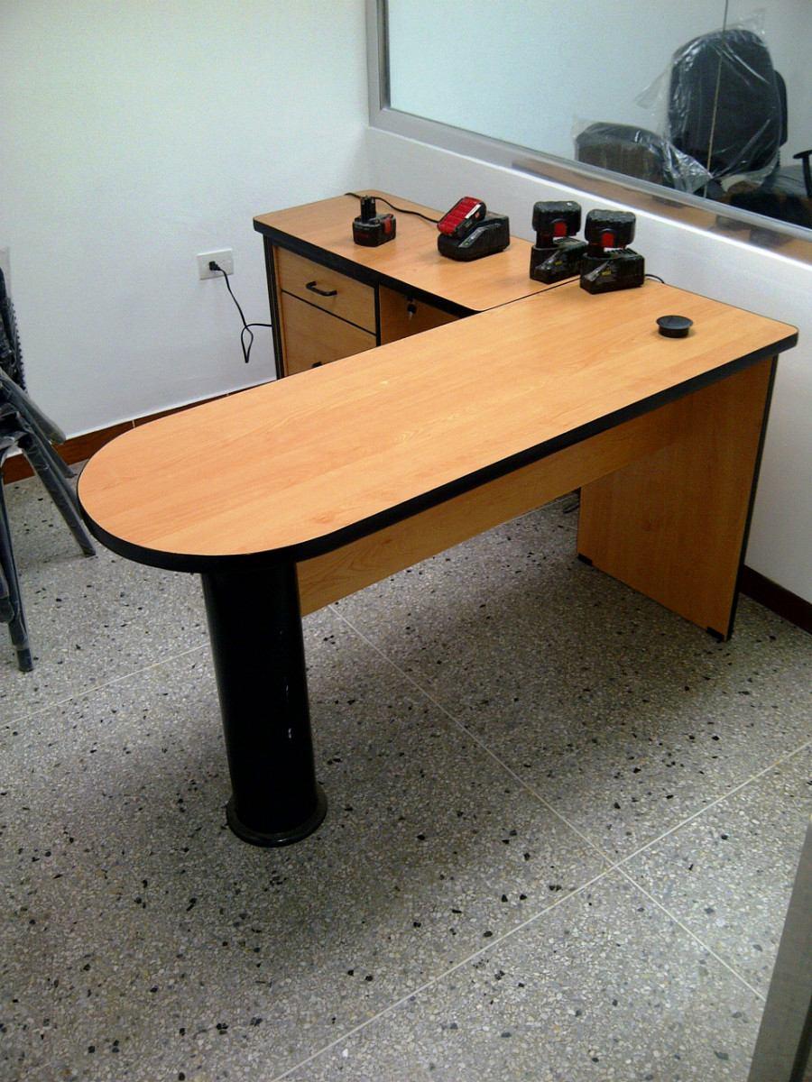 escritorio modular linea peninsular bs
