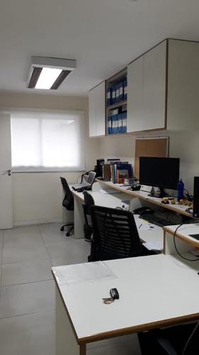 escritório montado a 150 do metro jd sao paulo - so1961