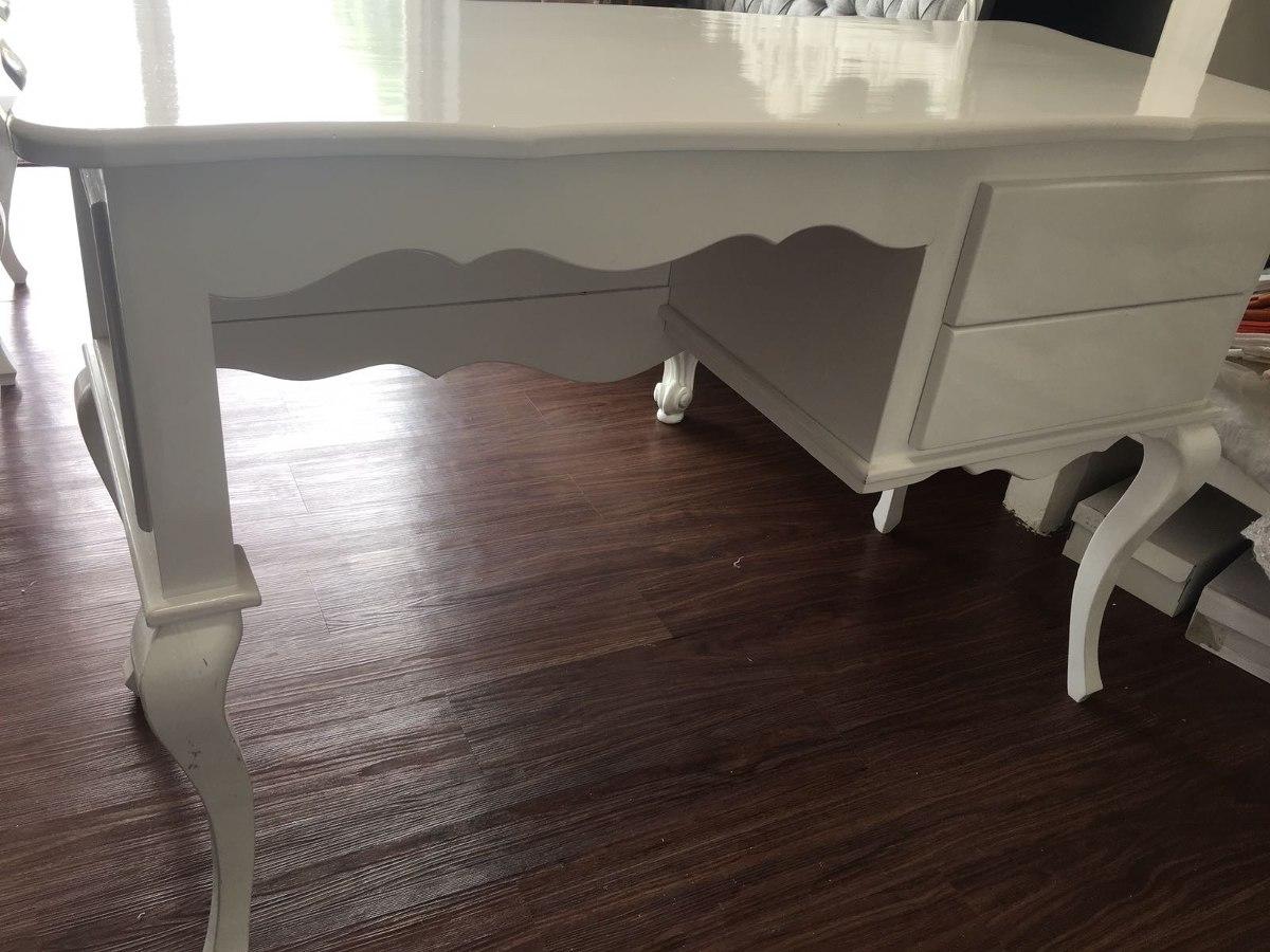Escritorio mueble mesa vintage adecuamos medidas 6 999 for Mesas de escritorio antiguas