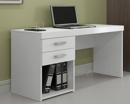 Escritorio mueble moderno melamina de 18 mm oferta s for Muebles de escritorio modernos para casa