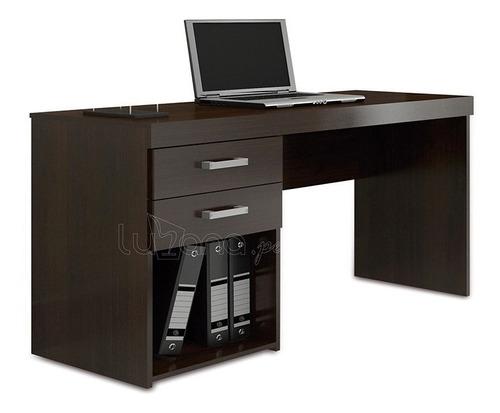 escritorio mueble moderno melamina de 18 mm oferta