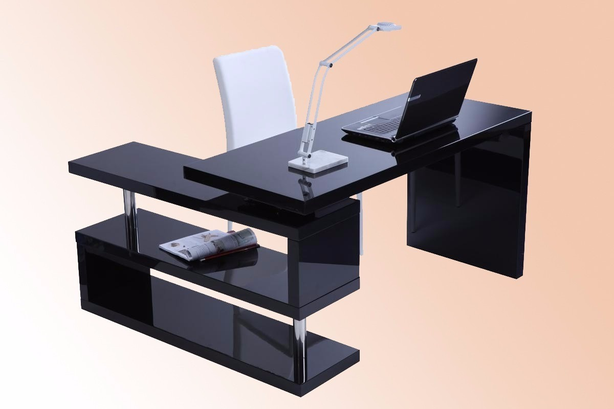 Escritorio mueble modular minimalista plegable oficina 36mm bs en mercado libre - Muebles para escritorio ...