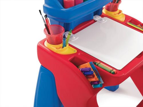 escritorio niños, mesas, pizarras - step2