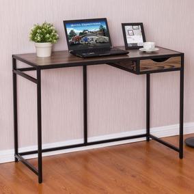 Muebles Para Computadora De Madera.Escritorio Para Computadora Con Mesa De Madera