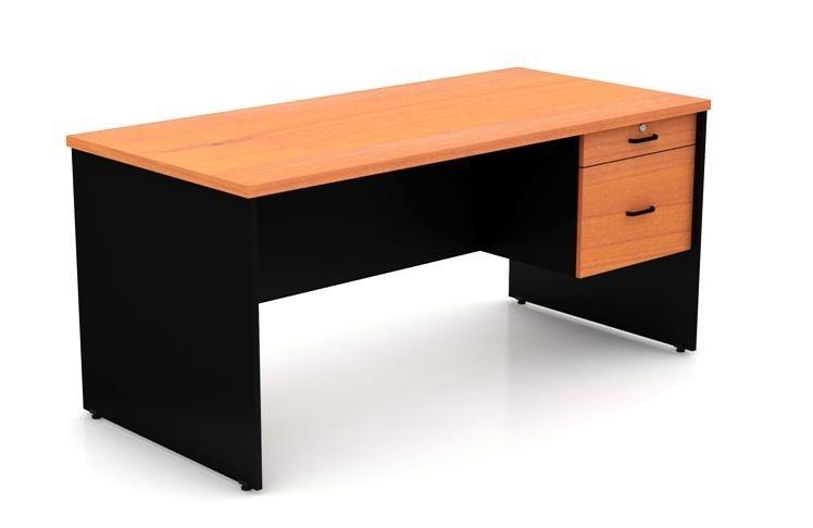 Escritorio para oficina b sico 3 en mercado libre for Precios de muebles para oficina