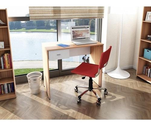 escritorio para oficina o habitacion 2 cajones sc8009