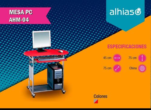 escritorio para pc ahm-04 alhias -  depot center