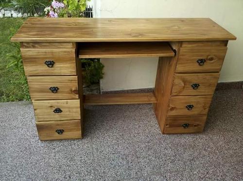 escritorio para pc con cajones oportunidad super oferta!